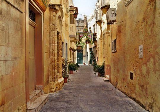 Un voyage à Malte